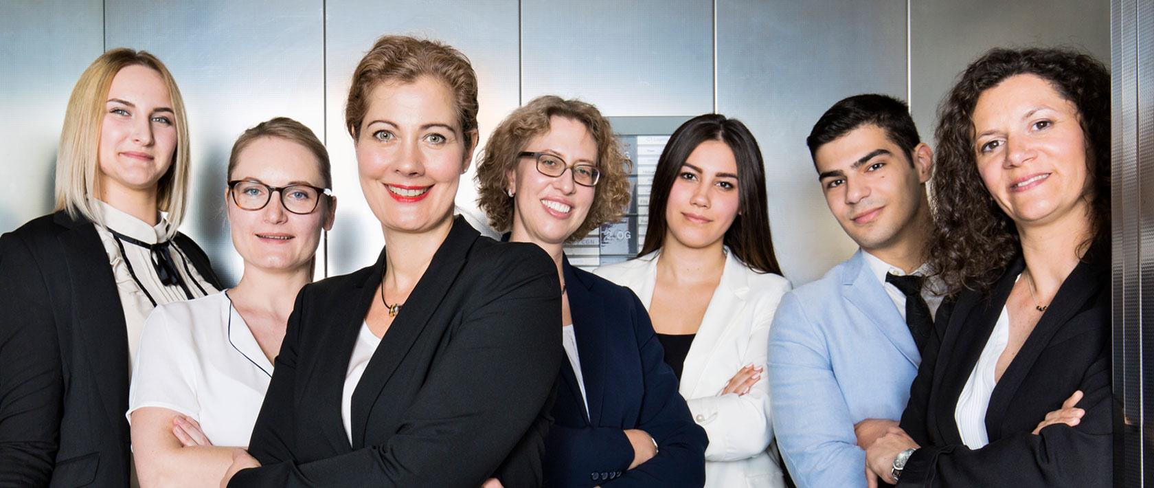 Team Steuerberatung Bergenrodt