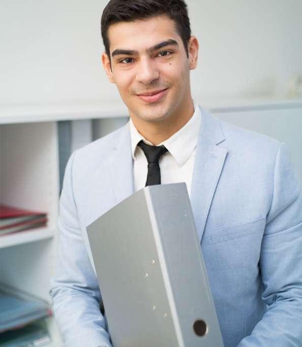 Auszubildender zum Steuerfachangestellten, Steuerberatung Bergenrodt